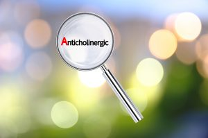 Anticholinergic Properties of Medications and Their Adverse Side Effects