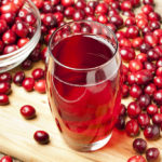 Cranberry products for urinary tract infections