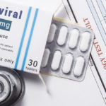 Influenza treatment with antiviral medications